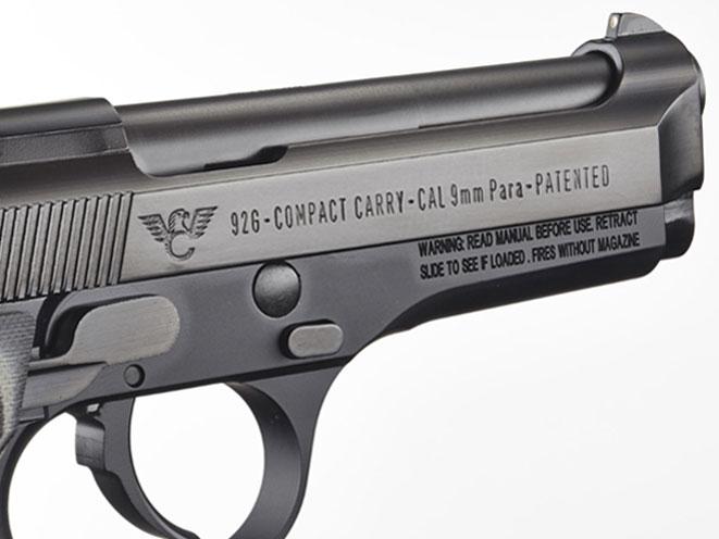 Wilson Combat/Beretta 92G Compact Carry, 92g compact carry, wilson combat 92g compact carry, beretta 92g compact carry, 92g compact carry slide