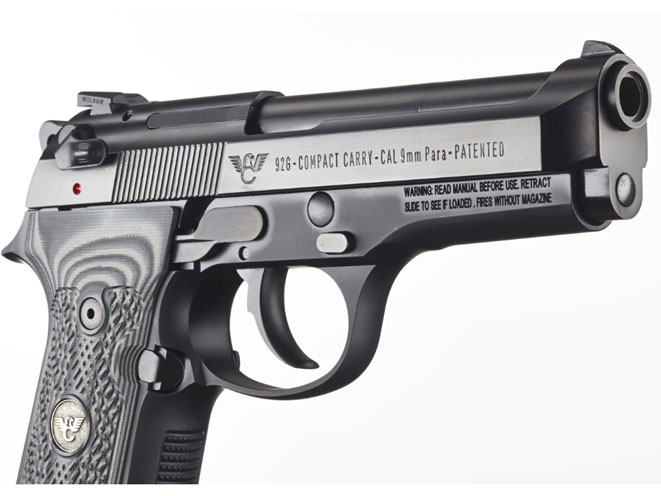 Wilson Combat/Beretta 92G Compact Carry, 92g compact carry, wilson combat 92g compact carry, beretta 92g compact carry, 92g compact carry profile
