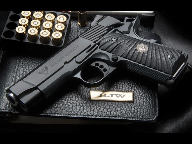 handgun, handguns, concealed carry handgun, concealed carry handguns, concealed carry pistol, concealed carry pistols, Wilson Combat Bill Wilson Carry Pistol