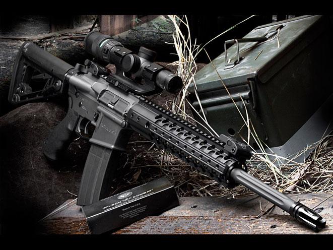 rifle, rifles, autoloader, autoloading rifle, autoloading rifles, WILSON COMBAT RECON TACTICAL