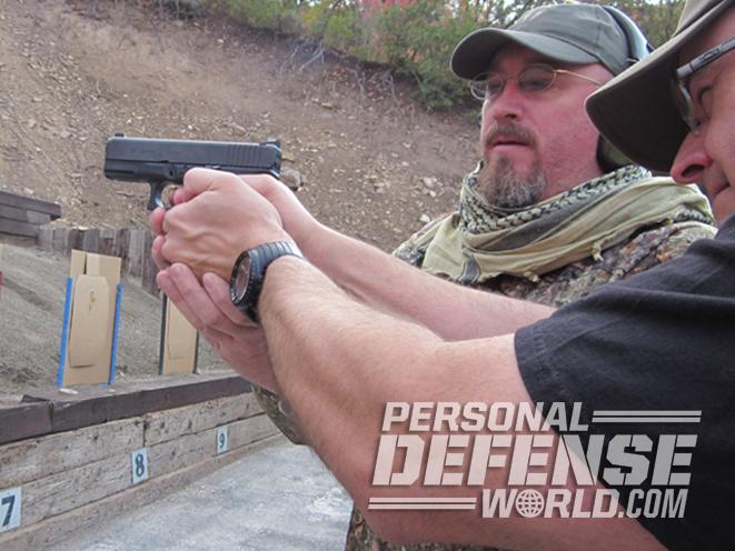 gun drills, gun drill, gun, guns, massad ayoob, massad ayoob group, massad ayoob self-defense, massad ayoob group mag-40