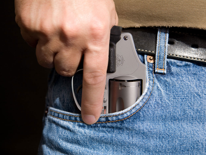 armed robber, armed robber concealed carry