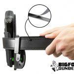Bigfoot Gun Belts, Bigfoot Gun Belt, gun belt, gun belts, handgun belt, handgun belts