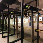 Colonial Shooting Academy, Colonial Shooting Academy range, gun test