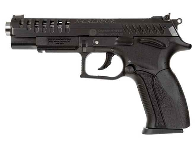 autopistol, autopistols, pistol, pistols, concealed carry pistol, pocket pistol, GRAND POWER X-CALIBUR
