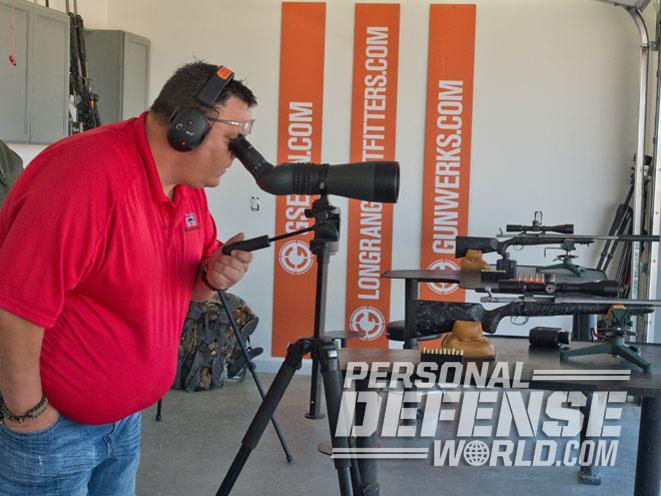 reload, reloading, gunwerks, gunwerks class, gunwerks range test, gunwerks spotting