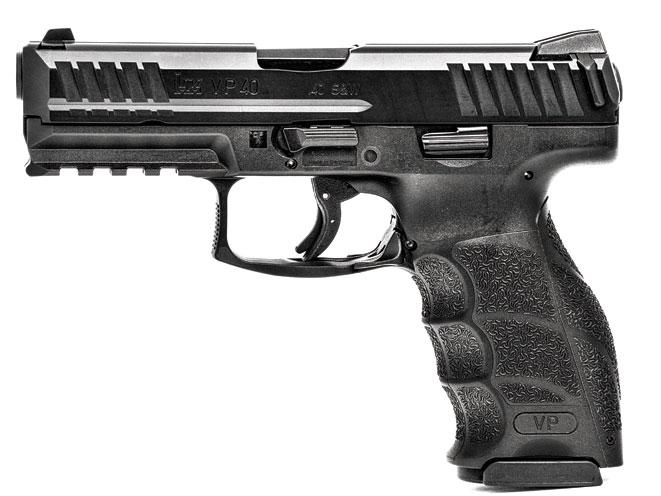 concealed carry, Steyr M40-A1, HK VP40, HK VP40 pistols
