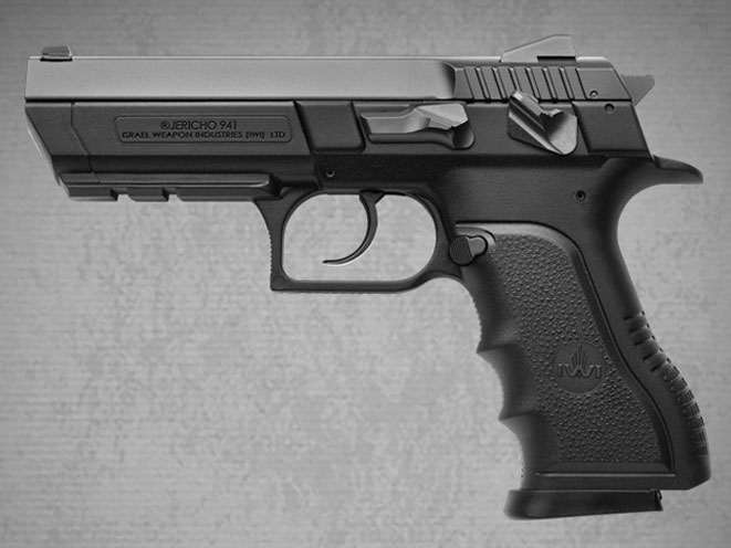 autopistol, autopistols, pistol, pistols, concealed carry pistol, pocket pistol, IWI JERICHO 941