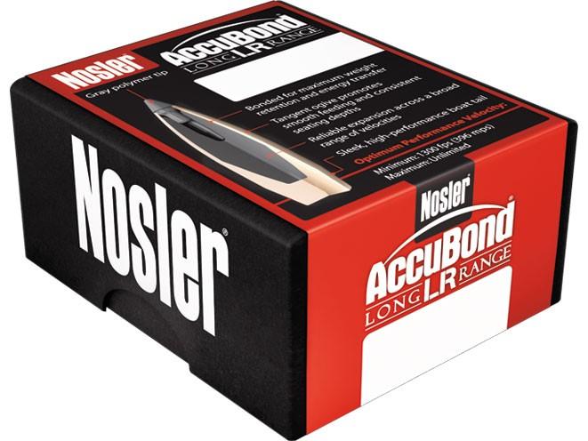 bullet, bullets, ammo, ammunition, Nosler AccuBond