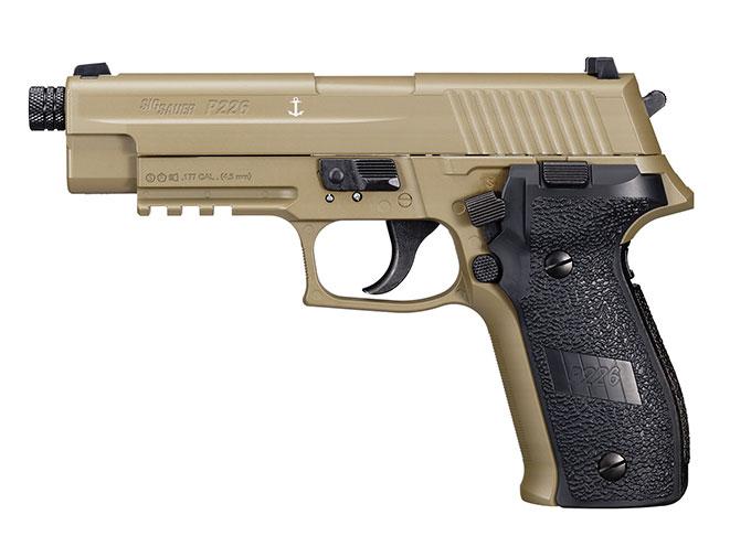 sig sauer, sig sauer asp, advanced sport pellet, sig sauer mcx, sig sauer p226 airgun