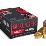 shooting, shooting product, shooting products, shooting gear, PolyCase Ruger ARX Ammo