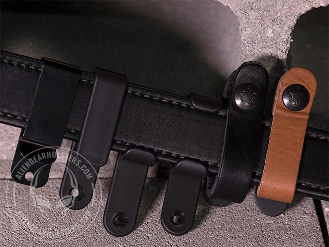 Alien Gear Holsters, alien gear, holster clip, holster clips, alien gear holster clips