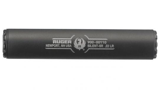ruger, ruger silent-sr, ruger silent-sr suppressor, silent-sr