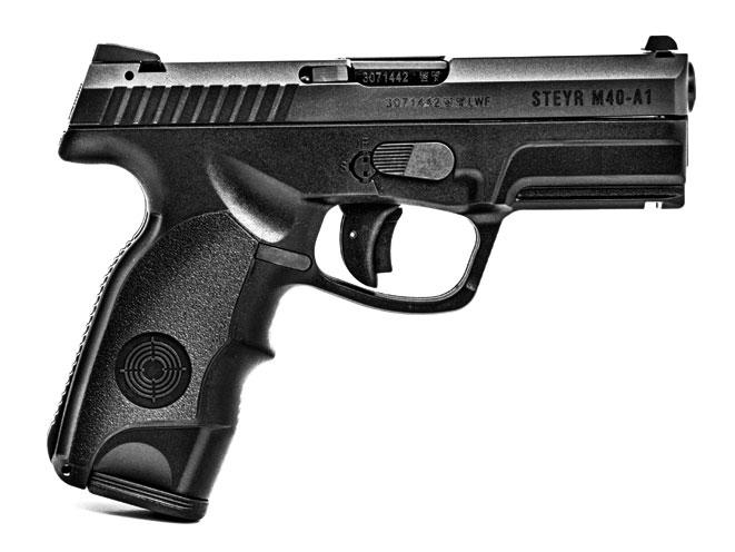 concealed carry, Steyr M40-A1, HK VP40, Steyr M40-A1 pistols
