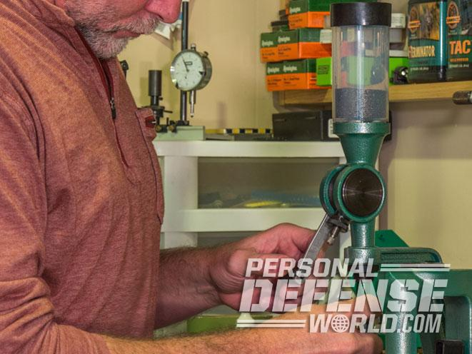 powder measure, powder measures, powder measurer, RCBS powder measure