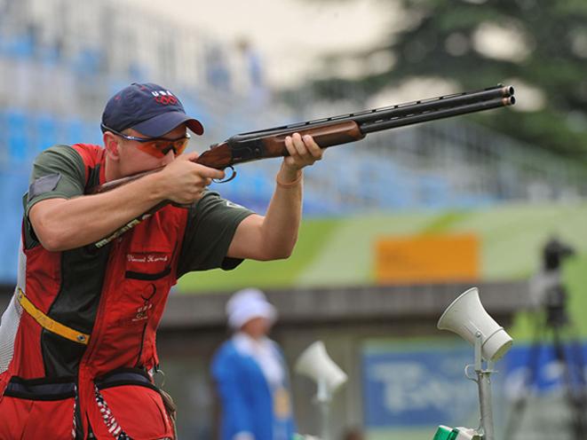 issf, vincent hancock, usa shooting
