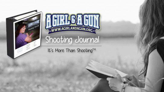 a girl & a gun, a girl & a gun shooting journal, a girl and a gun