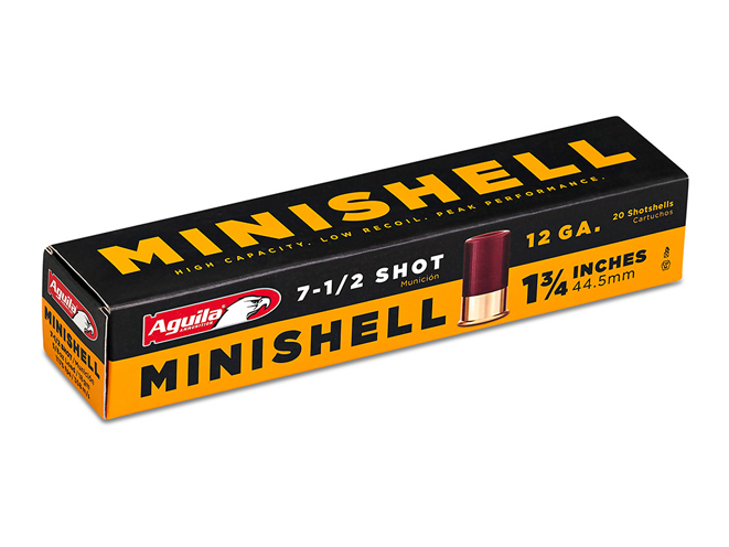aguila, aguila ammunition, ammo, ammunition, aguila ammunition 7/12 shot