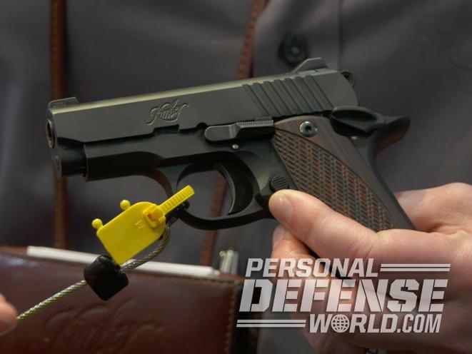 kimber, kimber micro, kimber micro pistol, kimber micro DC