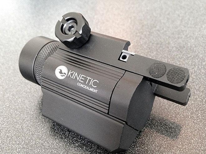 kinetic concealment, kinetic concealment LC-01 Laser Light Combo, LC-01 Laser Light