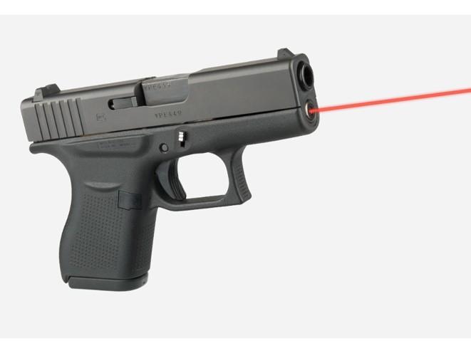LaserMax, LaserMax guide rod laser, guide rod laser, glock 43