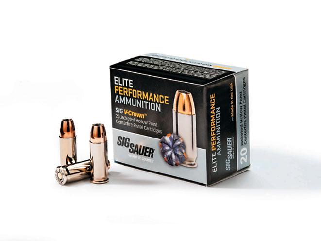 shooting, shooting product, shooting products, shooting gear, Sig Sauer .38 Super +P Elite Performance