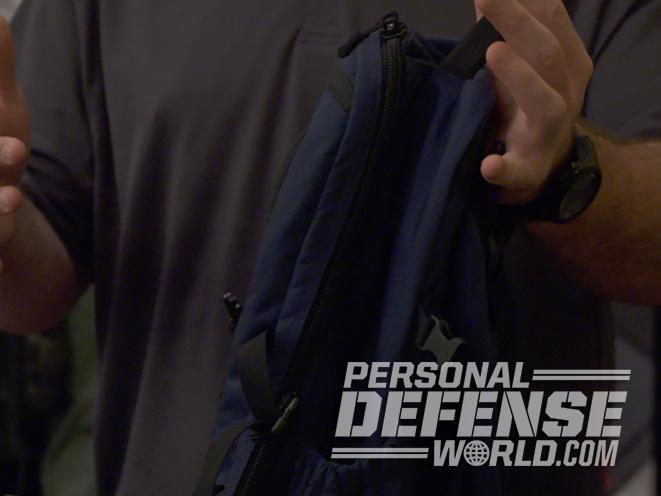 sneaky bags, sentinel pack, sneaky bags sentinel pack, concealed carry bag
