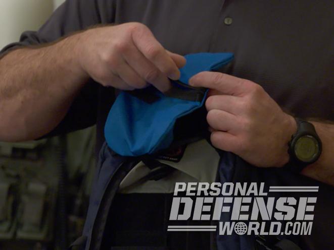 sneaky bags, sentinel pack, sneaky bags sentinel pack, concealed carry bag, concealed carry gun, handguns, pistols, gun