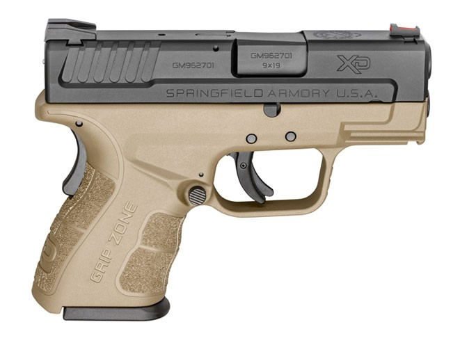 springfield, springfield armory, springfield xd mod 2, springfield armory xd mod 2, xd mod 2, xd mod.2 pistol