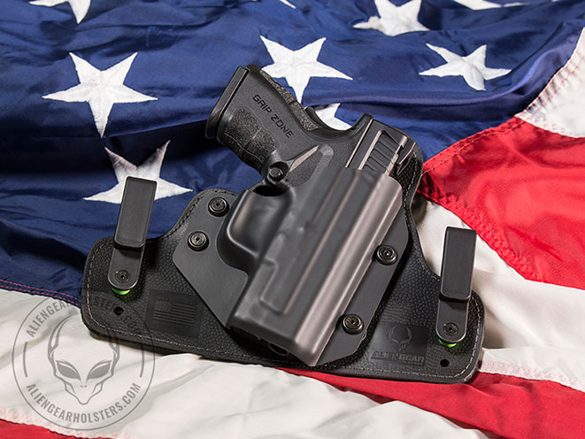 holster, holsters, Alien Gear Holsters, alien gear, concealed carry holster
