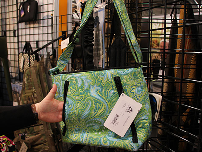 self defense, self-defense, women's self-defense, self-defense products, women's self-defense products, American Mountain Supply Redcliff Concealed Carry Purse