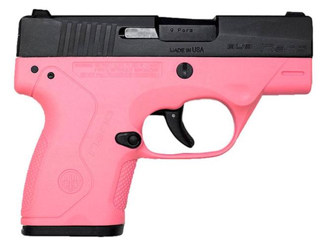 pistol, pistols, designer pistol, designer gun, designer guns, Beretta Nano