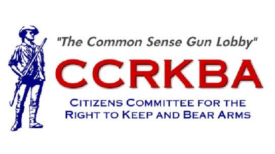 CCRKBA, Citizens Committee for the Right to Keep and Bear Arms, gun control, washington gun control