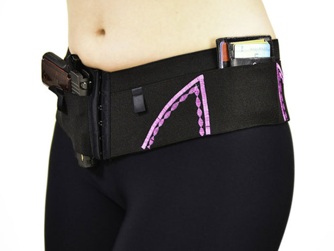 concealed carry products, Can Can Concealment Micro Hip Hugger, can can concealment, ladies only concealed carry