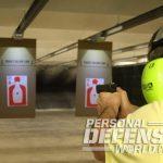 Colonial Shooting Academy, Colonial Shooting Academy range, handguns