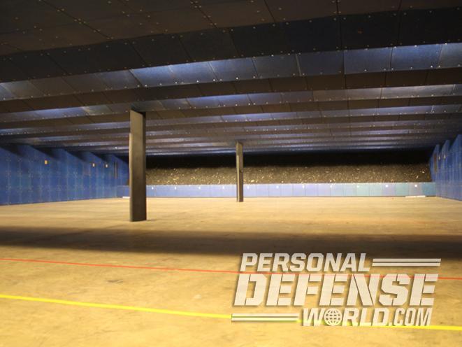 Colonial Shooting Academy, Colonial Shooting Academy range, range