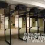 Colonial Shooting Academy, Colonial Shooting Academy range, guns