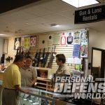 Colonial Shooting Academy, Colonial Shooting Academy range, pistols