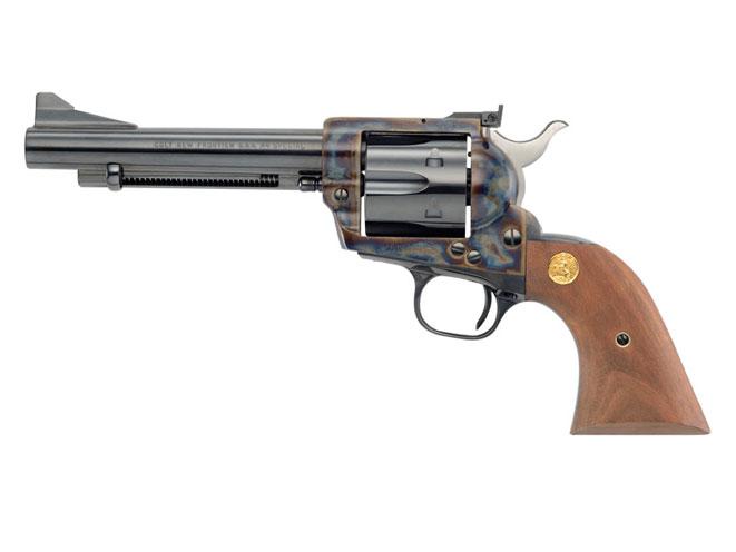 revolver, revolvers, Colt New Frontier