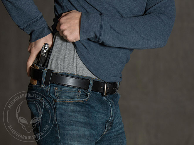 holster, holsters, Alien Gear Holsters, alien gear, everyday carry holster