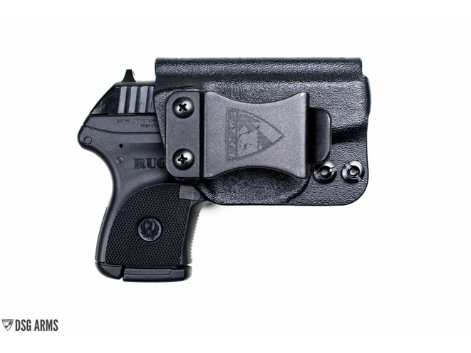 DSG Arms, defense solutions group, cdc holster, cdc holsters, compact discreet carry, compact discreet carry holster, ruger