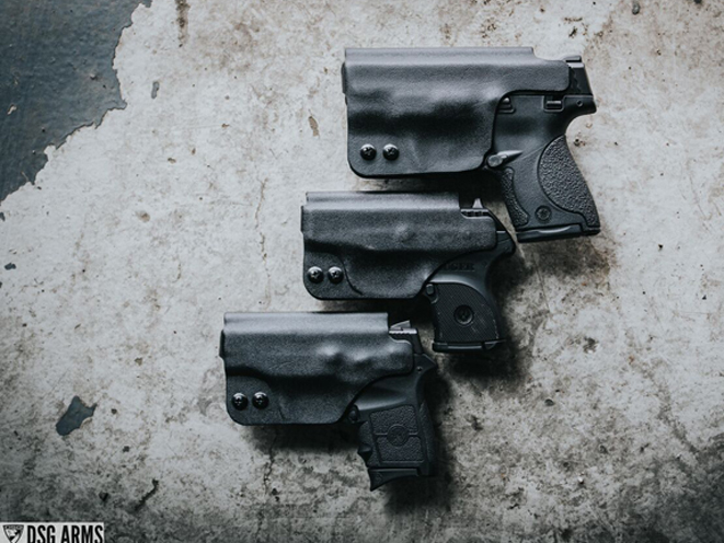 DSG Arms, defense solutions group, cdc holster, cdc holsters, compact discreet carry