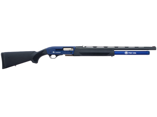 shotgun, shotguns, semi-auto shotguns, semi-auto shotgun, pump-action, pump-action shotgun, FN SLP Competition