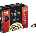 ammo, ammunition, 9mm round, 9mm rounds, self-defense, self defense, self defense ammo, self defense ammunition, federal