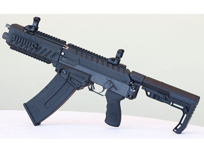 shotgun, shotguns, semi-auto shotguns, semi-auto shotgun, pump-action, pump-action shotgun, Fostech Origin 12