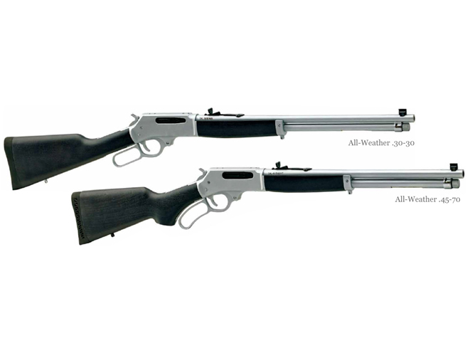 henry repeating arms, henry rifles, rifle, rifles, centerfire rifle, centerfire rifles, Henry All-Weather Lever Action