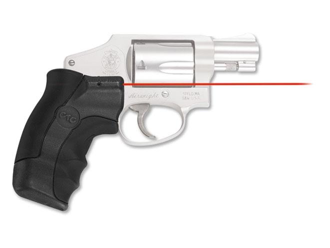 revolver, revolvers, crimson trace, Crimson Trace LG-350 lasergrips