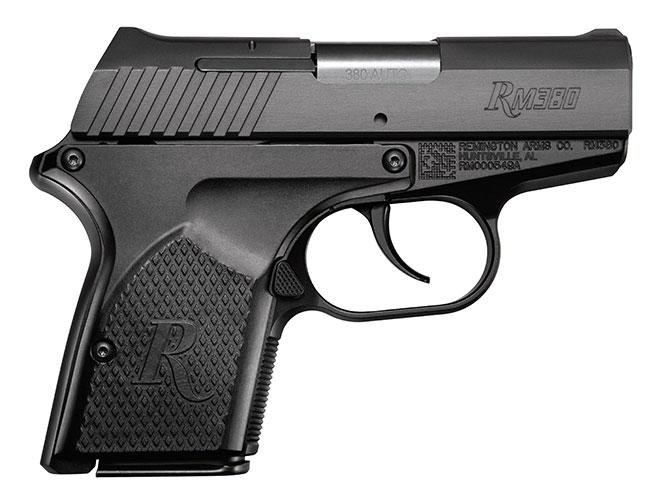 pistol, pistols, subcompact pistol, subcompact pistols, Remington RM380