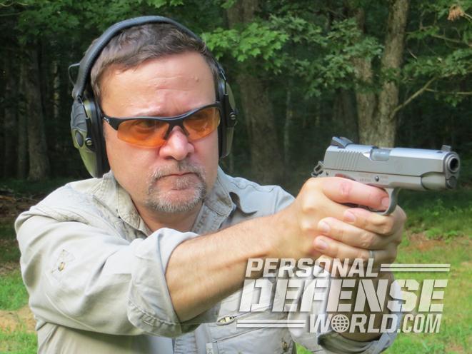 ruger, ruger sr1911, sr1911, sr1911 commander gun test