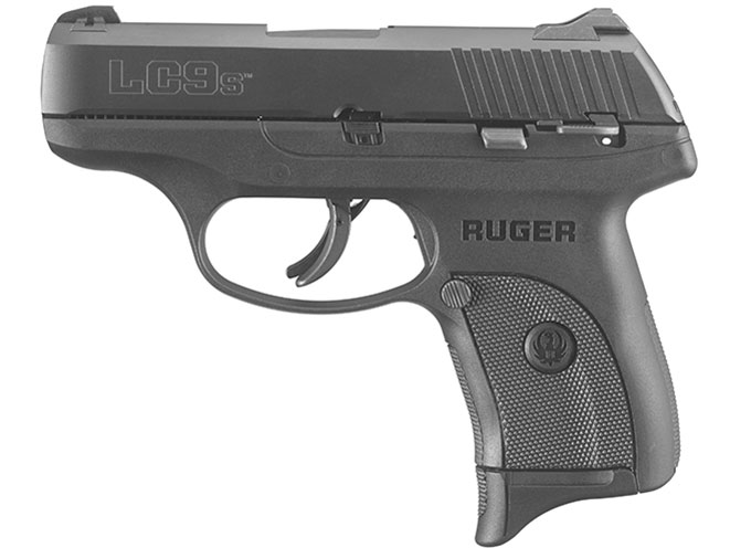 pistol, pistols, subcompact pistol, subcompact pistols, Ruger LC9s